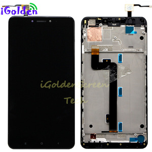 Image 4 - XIAOMI MI MAX 2 LCD Max2 IPS lcd display Touch Screen Digitizer with Frame Replacement Parts 1920*1080 for xiaomi mi max 2 lcd