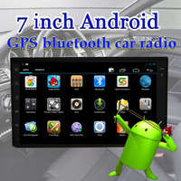 Pure Android 4 2 7 Full Touch 2din Car PC Tablet In Dash Double 2 Din
