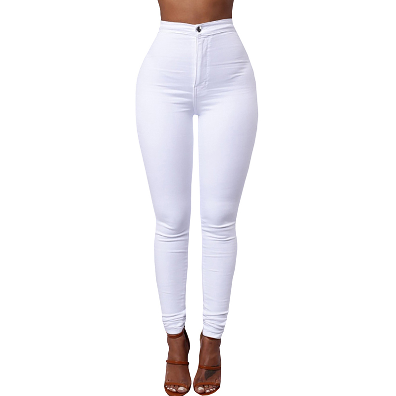 Zebery High Waist Skinny Women's Pencil   Jeans   Autumn WinterTrousers High Stretch Skinny Woman   Jeans   Clothing