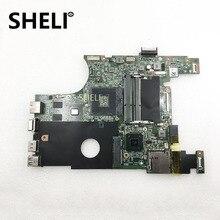 Шели для DELL 07NMC8 Материнская плата ноутбука inspiron 14 N4050 основная плата 7NMC8 HM67 w/HD 6470 м 1 ГБ DDR3