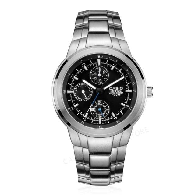 f929b0615ba CASIO Edifice WATCH 2017 Quartz Watch Men Famous Top Brand Luxury EF-305D-1A