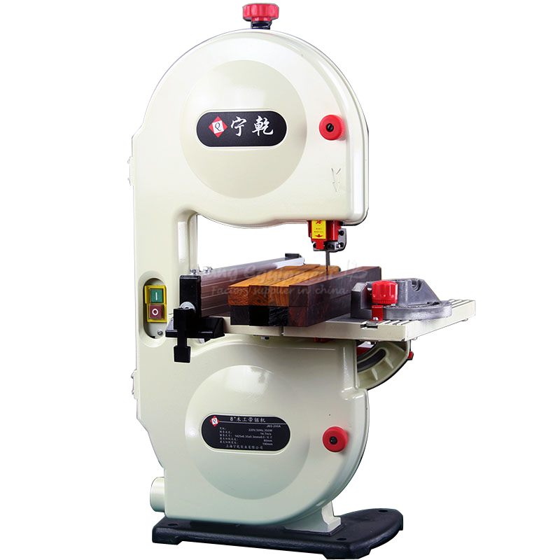 Metal band sawing machine small woodworking sweep saw for beads wood cutting Q10026