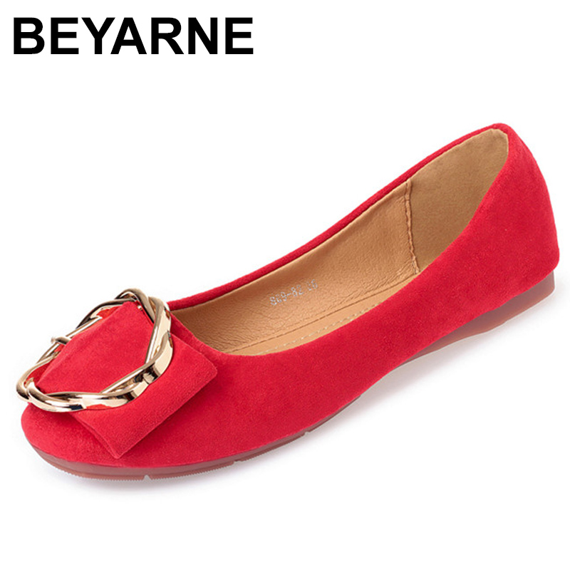 BEYARNELady soft sole Flats rain Shoes for drive pregnant woman shoes Women Spring summer Shoes squaretoe shoes35-41red pinkE462BEYARNELady soft sole Flats rain Shoes for drive pregnant woman shoes Women Spring summer Shoes squaretoe shoes35-41red pinkE462