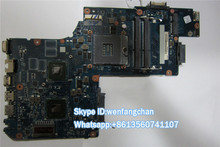 Free shipping laptop motherboard H000043600 For C875D E1-1200 1.4Ghz CPU on board