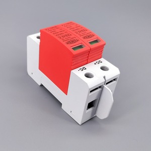 Image 3 - SPD DC 1000V 20KA~40KA  House Surge Protector Protective Low voltage  Arrester Device