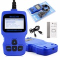 New Brand OBD2 Car Diagnostics Code Reader NEXLINK NL100 Multi-language Scanner with O2 Monitor Test Fit Russian cars Scan Tools