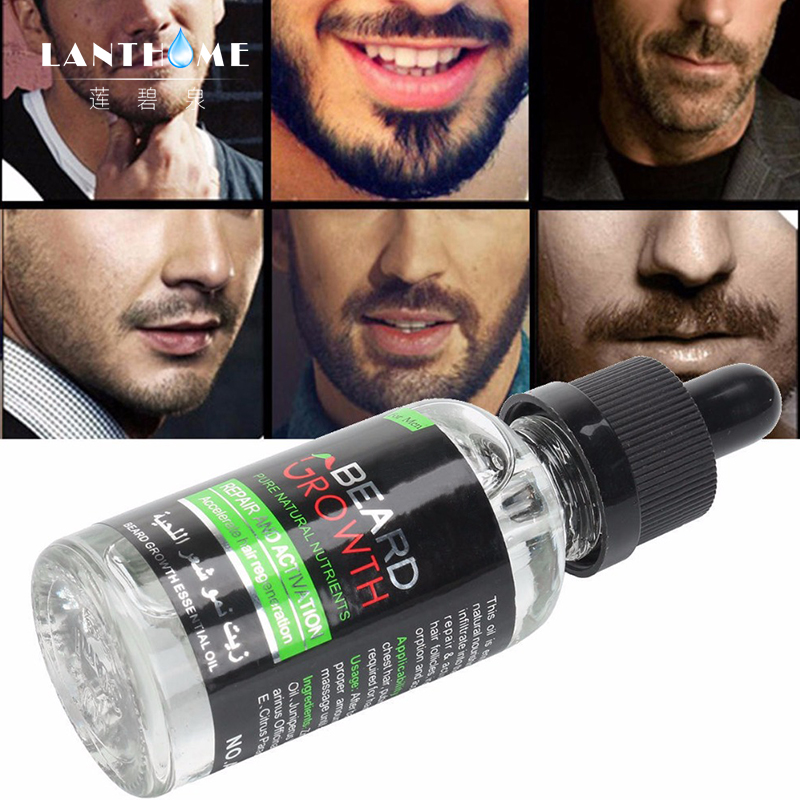 Beard growth Oil repair and activation growth products with Beard Wax balm Anti