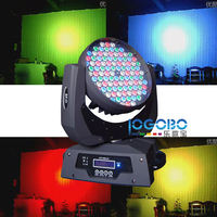 Wholesale 4 Units of DMX Moving Head Wash 108X3W LED Wash Stage Lighting Special Effect China Electronics Market, Free Shipping