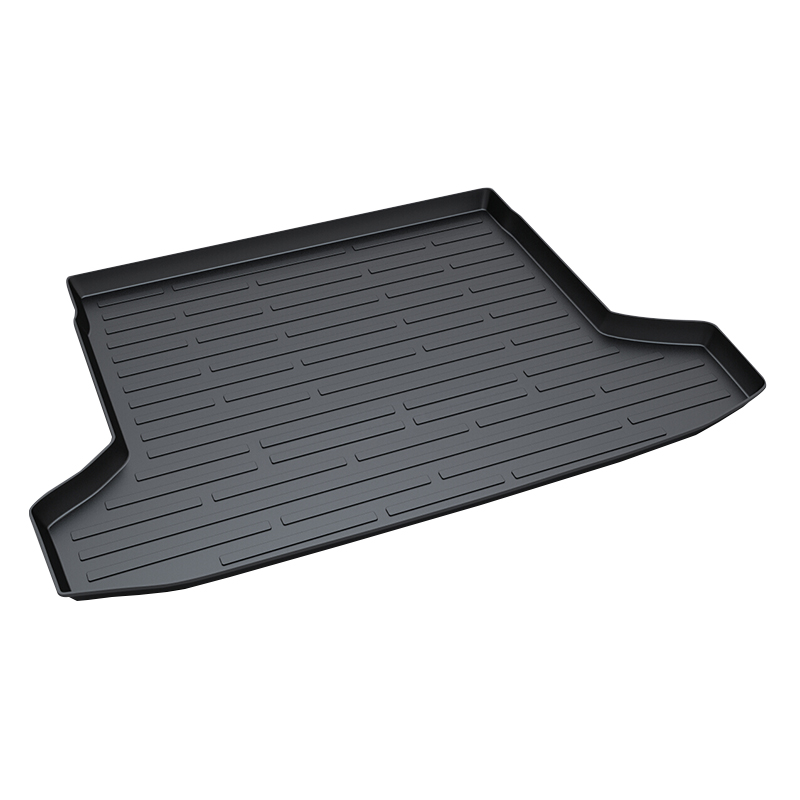 3D Trunk Mat  for Peugeot 508 Waterproof Car Protector Carpet Auto Floor Mats Keep Clean Interior Accessories accessories for dodge journey fiat freemont 7seats jc 2010 2017 2015 2016 inner floor mats foot pad car leather carpet kits