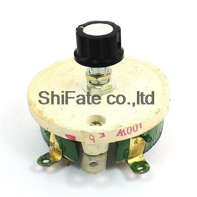wirewound ceramic potentiometer adjustable rheostat resistor 100w rh aliexpress com Arduino Potentiometer 10K Potentiometer