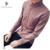 XXXXXL 2017 Otoño Hombres Camisas de Vestir Camisas de Algodón Sólido de Bolsillo Camisetas Vestidos Ropa de Los Hombres Ocasionales en Los Hombres's Camisas de Esmoquin