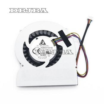 Nuevo Ventilador de refrigeración para portátil para LENOVO IdeaCentre Q180 Q190 PN: KSB05105HB BD2K CF42 ventilador de refrigeración para ventiladores de CPU