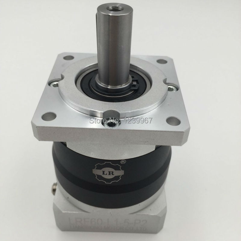 60mm Planetary Gearbox for Servo and Stepper Motor 5:1 Planetary Reducer for NEMA24 Servo Motor nema24 servo planetary gearbox 5 1 backlash