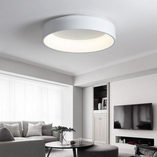 Luminaires luminaires de cuisine, avec télécommande pour salon, chambre, luminaire de cuisine, luminaria, lampe de couloir, plafon led