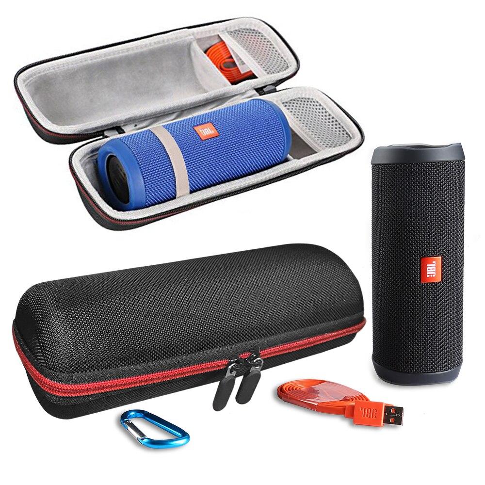 New Pu Travel Carrying Shockproof Protective Cover Case Bag For Jbl Tas Backpack Premium Old Steelseries Orange 2018 Eva Flip 3 4 Speaker Portable Hard