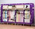 50 комплектов новейшего деревянного гардероба Длина шкафа 210 см