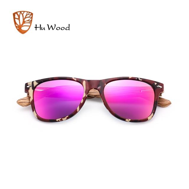 HU WOOD Wood Kids Sunglasses  2