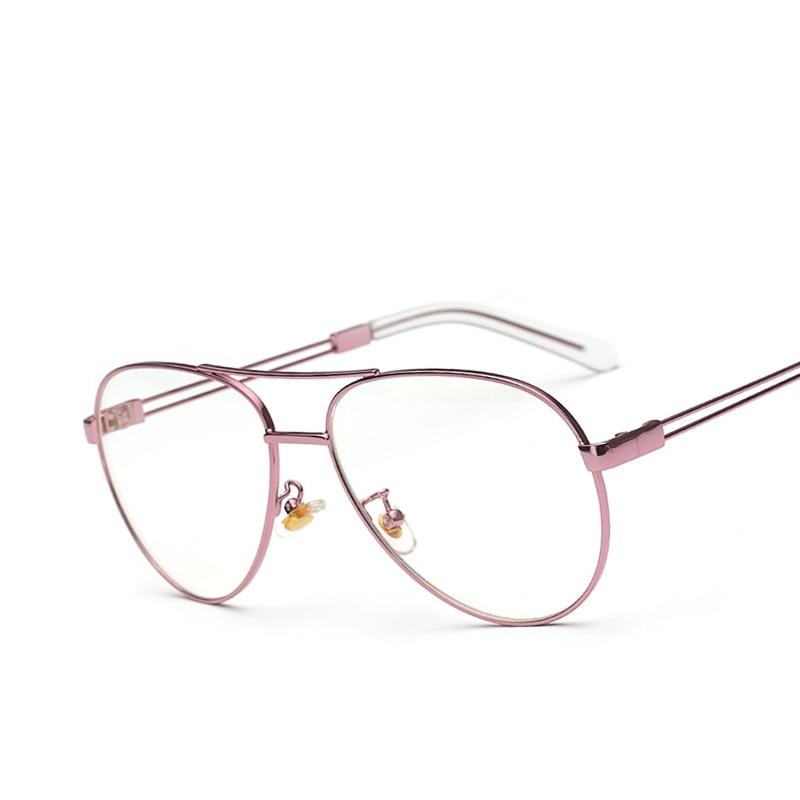 d8f91ffd9a6b Fashion Women Glasses Frames Men Brand Designer Eyeglasses Vintage Nerd Frame  Clear Lens Optical Glasses-in Eyewear Frames from Apparel Accessories on ...