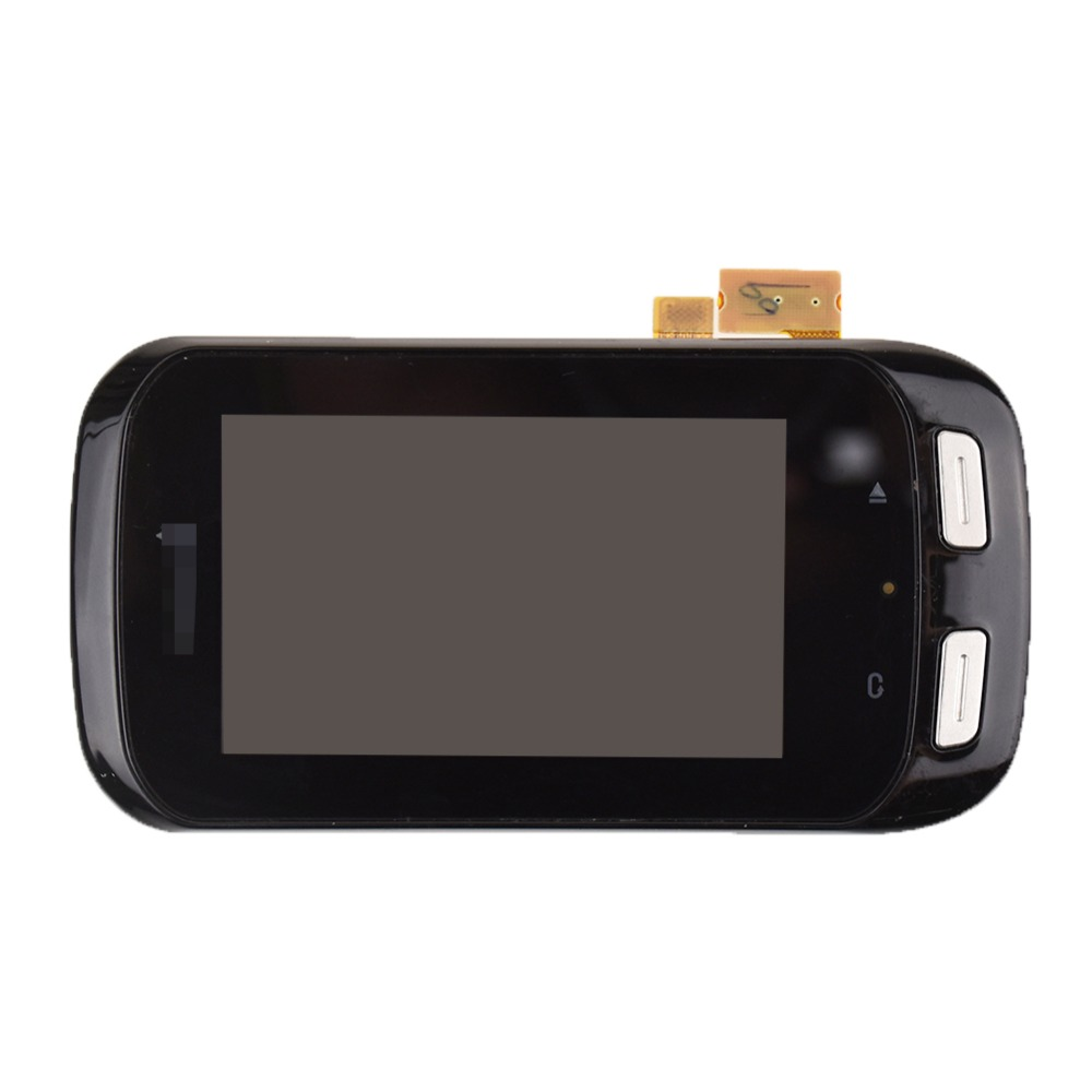 Original new 3 0 inch LCD display for GARMIN EDGE 1000 with