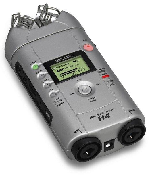 Samson Zoom H4 portable digital versatile recorder микрофон samson c05 cl