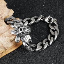 Skull Wrench Bracelet