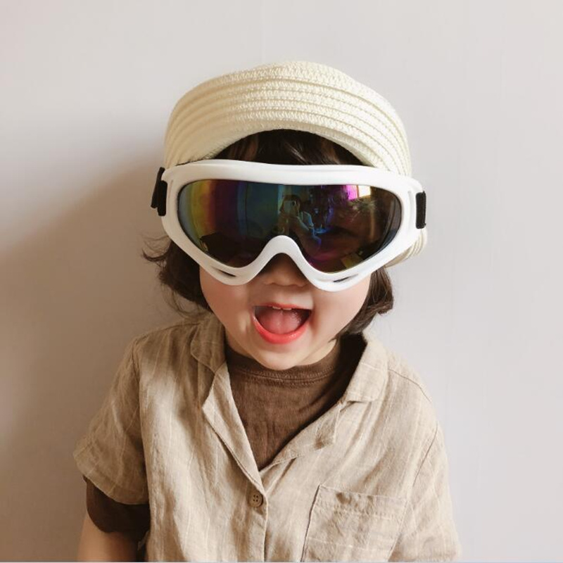 2019 Popular Kids Pilot Glasses Bucket Hats Children Boy Girl Cute Panama Fishing Sun Hat Caps H35 in Hats Caps from Mother Kids