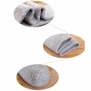Image 5 - 6 шт. = 3 пары, мужские зимние теплые махровые носки до колен