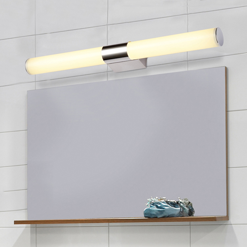 Makeup Lighting Fixtures. 60cm Fashion Bathroom Mirror Lamp 110v / 220v 12w  Led Sconce Lighting