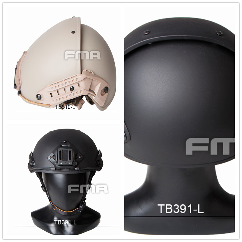 FMA CP Dummy AF Helmet FAST Base Jump Helmet  TB310L Safety & Survival Free Shipping new maritime tactical fma helmet abs fg for fma paintball free shipping