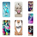 2016 New Fashion Grid Case Lenovo Vibe K6 Case Cover Soft Silicone Cover Lenovo K6 5.0'' + Free Pen Gift