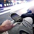 Велосипедное Крепление Диапазон Силикона Сотовый Телефон Владельца для Смартфонов Держатель велосипеда