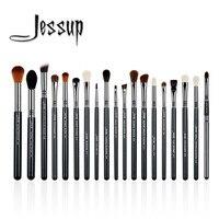 Jessup 19Pcs High Quality Pro Makeup Brush Set Make Up Brushes Kit Tools