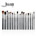 Jessup 19 unids alta calidad pincel de maquillaje profesional set maquillaje cepillos kit de herramientas t131