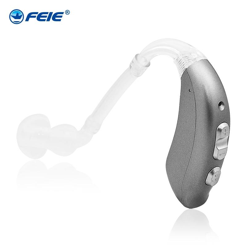 цена на Earphone Tube Amplifier Hearing Aid 8 Channels Powerful Deaf Ear Listening Machine For Tinnitus 2018 High Technology Products