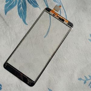 Image 4 - Oryginalna przednia zewnętrzna szkło dla cubot nova panel dotykowy ekran dotykowy wymiana czujnika w digitizerze cubot nova + narzędzia