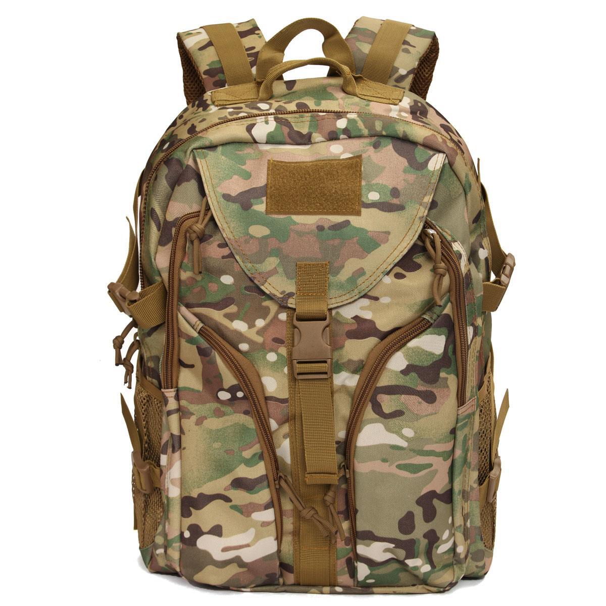 Prix pour Sac À Dos tactique Sac À Dos Militaire sac à dos Camping Randonnée 40L Sac Sports de Plein Air camping sac à dos de Voyage Sacs À Dos hommes