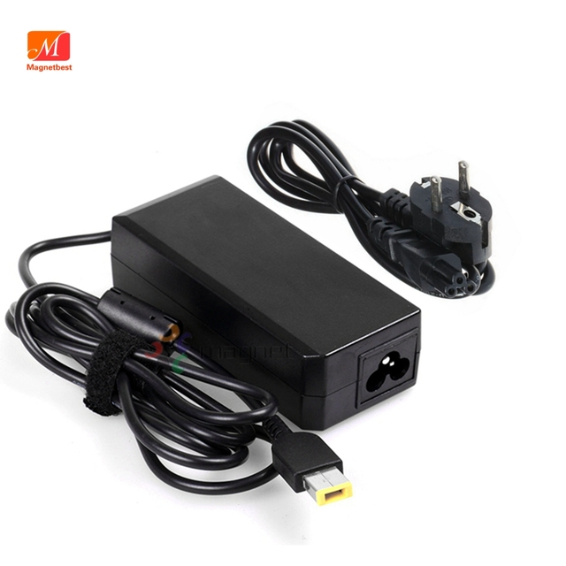 20 V 3.25A Kare USB Laptop Güç AC Adaptörü Kaynağı için Lenovo G410 G505 G500s G505s G510S B5400 G400 E4430 g405 Z50 70 Şarj