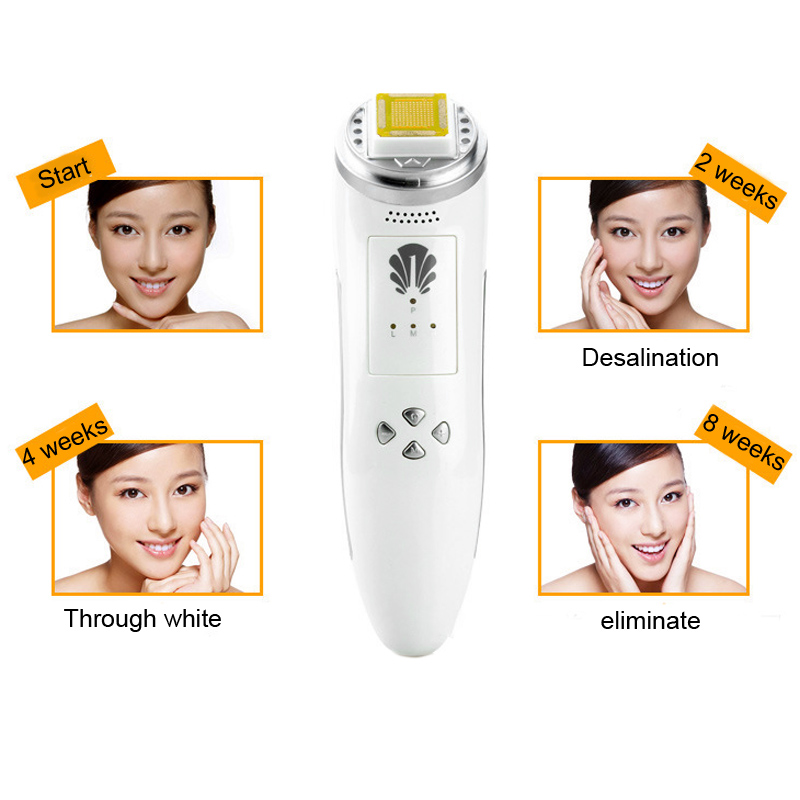New RF Radio Frequency Skin Face Care Lifting Tightening Wrinkle Removal Facial Physical Massage Machine 100-240V Rechargeable mini portable usb rechargeable ems rf radio frequency skin stimulation lifting tightening led photon rejuvenation beauty device