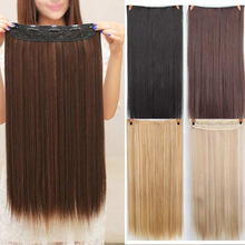 AISI HAIR 5 clips/piece Natural Silkystraight Hair