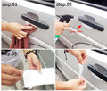 8 Pcs Door Handle Scratch Protector Film Protective ALL CAR for Opel astra j g mokka insignia corsa VW POLO Golf 7 for SEAT Leon