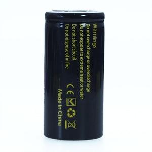 Image 2 - 6 pcs/lot VariCore 3.7 V 32650 7200 mAh Li ion batterie Rechargeable 20A 25A décharge continue Maximum 32A batterie haute puissance