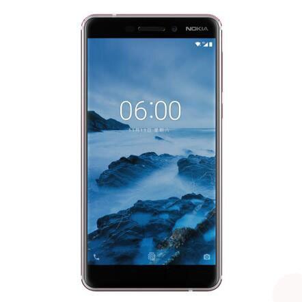 Nokia 6 2018 deuxième génération 2th TA 1054 4G 64G Android 7 Snapdragon 630 Octa core 5.5 ''FHD 16.0MP 3000 mAh téléphone Mobile - 5