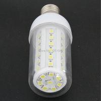 Затемнения Светодиодная лампа 42 светодиодов 3 года гарантии теплый и холодный белый для варианта, калибра крышка, rohs ce fcc 10 шт. в партии