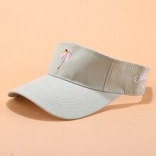 Summer Cap Fashion Unisex Concise Open-top Sun Hat Ultraviolet Light Resistant