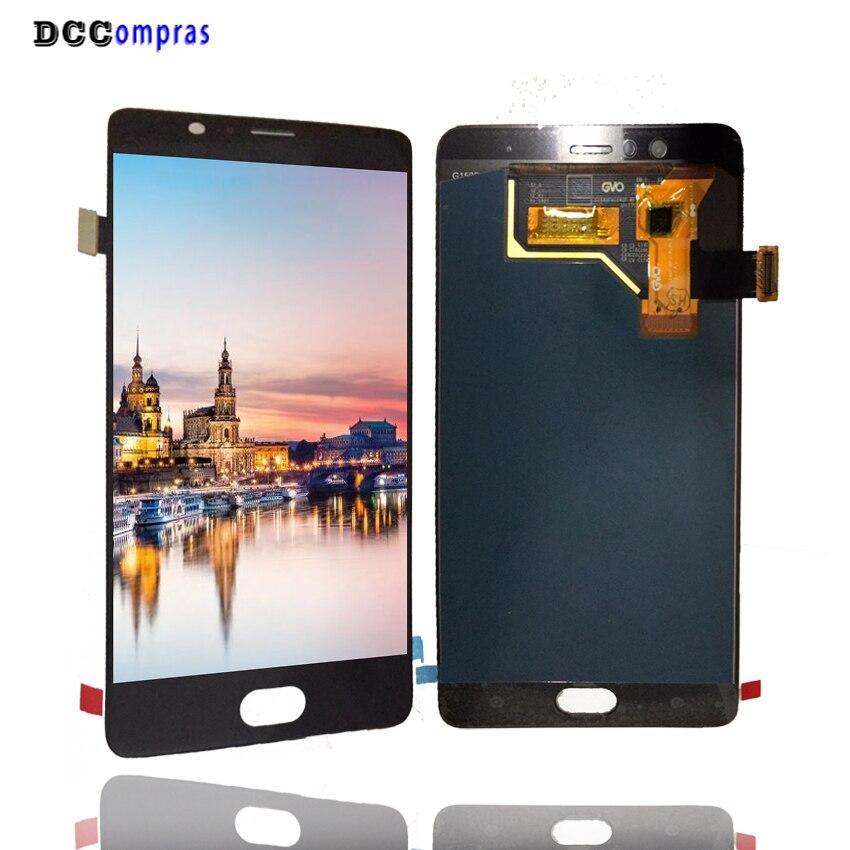 Para ZTE Nubia M2 NX551J Display LCD de Toque Digitador Da Tela Para ZTE Nubia M2 Assembléia Substituição Display LCD Tela