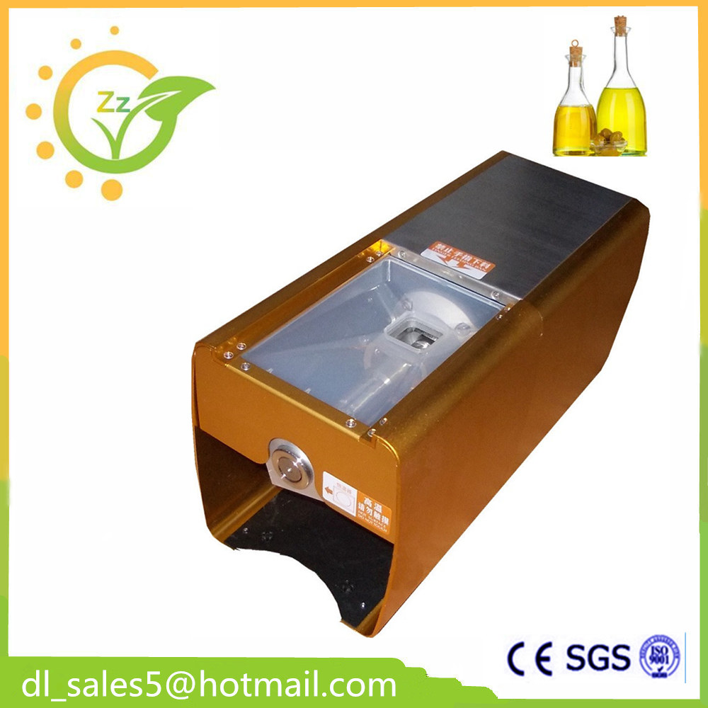 seed oil extraction machine cold oil press mini oil press machine for home automatic small Stainless steel