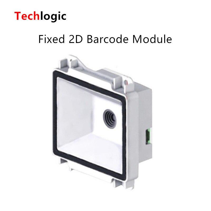 Module de Scanner 2D Techlogic intégré Module de Scanners de codes à barres 2D moteur de numérisation fixe