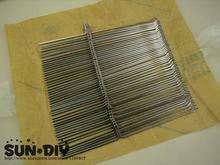 Freies Verschiffen KH860 strickmaschine needles häkelnadel 13,7 cm 50 stücke BROTHER/SILBER REED maschinen fitting