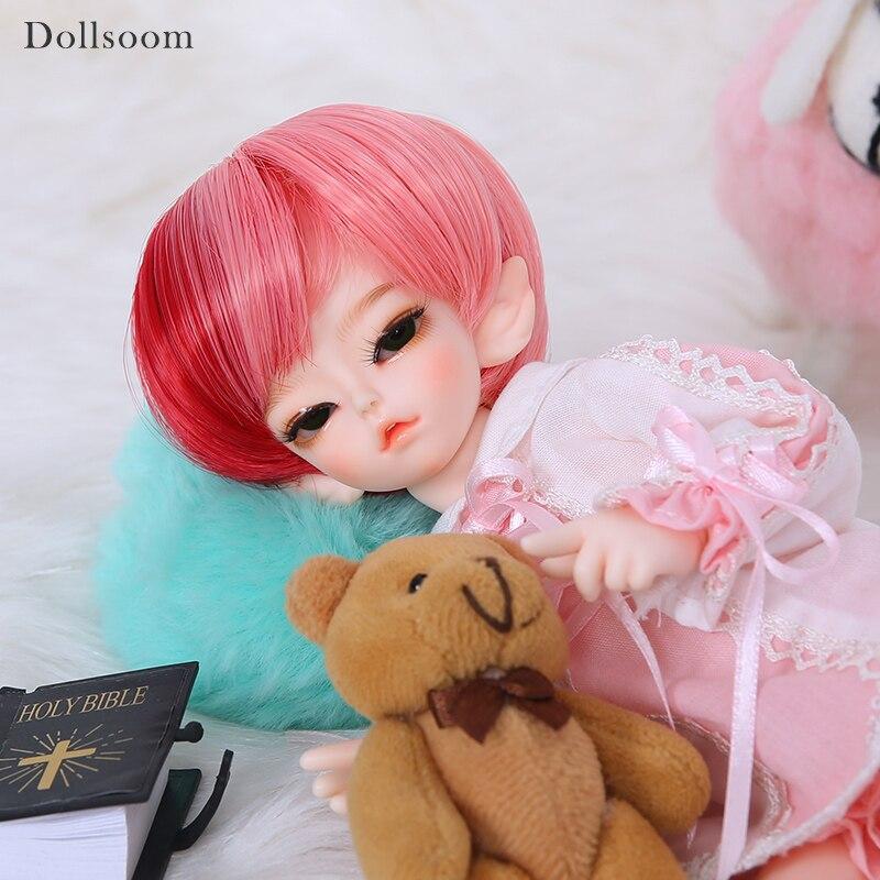 Soom Happy&Lucky BJD SD Doll 1/6 Body Model Girls Boys High Quality Toys For Girls Birthday Xmas Best Gifts кукла bjd dc doll chateau 6 bjd sd doll zora soom volks