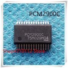 NEW 10PCS/LOT PCM2900CDBR PCM2900C PCM2900CDB PCM2900 SSOP-28 IC